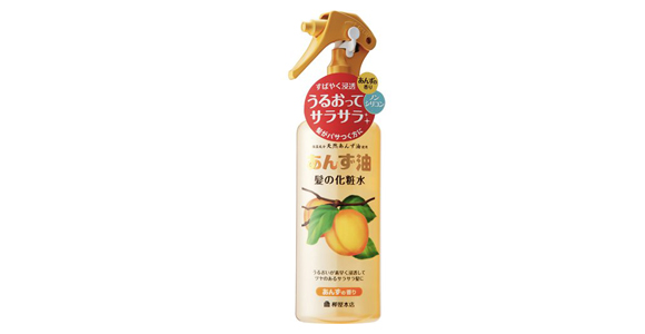 柳屋あんず油髪用化粧水の商品画像