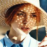 髪の紫外線対策の記事のトップ画像