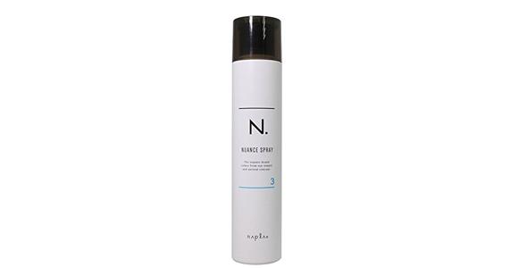 N.ニュアンスヘアスプレーの商品画像
