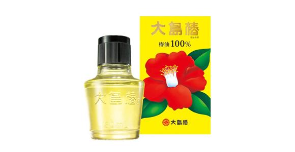 大島椿 ツバキ油の商品画像