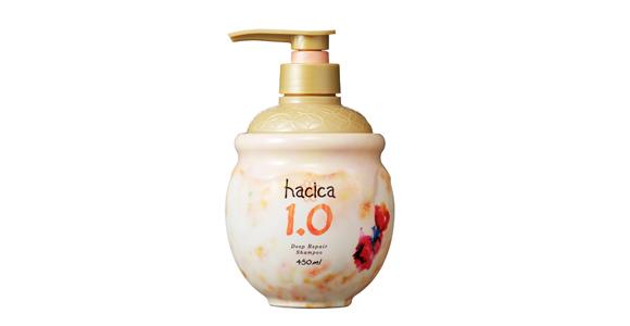hacica ディープリペアシャンプーの商品の画像
